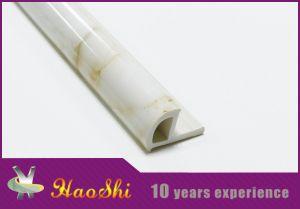 Factory Wholesale PVC Tile Trim All Shapes Customized Color pictures & photos
