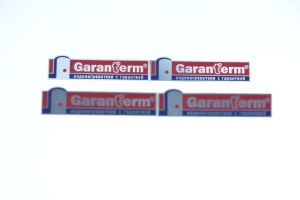 China Manufacturer of Custom Brand Identity Nameplate for Electric Appliance pictures & photos