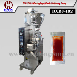 Automatic Ketchup Packaging Machine (DXDJ-150II) pictures & photos