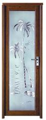 Aluminum Frame Interior Glass Doors (BT-8171) pictures & photos