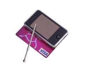 M188 Dual SIM Card Dual Standby Mobile Phone