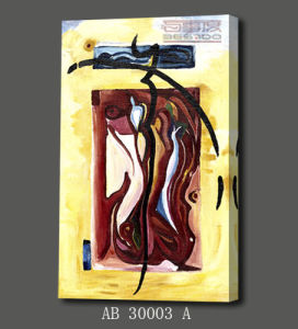Amazing Abstract Oil Painting (AB 30003 A)