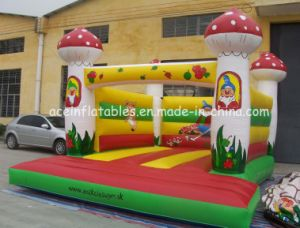 Hot Sale Mushroom Inflatable Bouncer