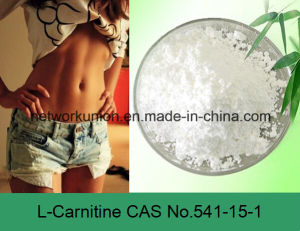 Natural Fat Loss Supplement CAS 541-15-1 L-Carnitine pictures & photos