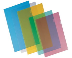 Offset Printing Clear Folder (SLF001)