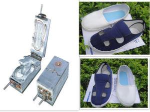 PVC Anti-Static Shoe Sole Mould Making