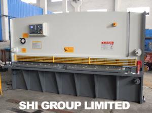 Hydraulic Swing Beam Shearing Machine QC12k-10*3200 Dac-310
