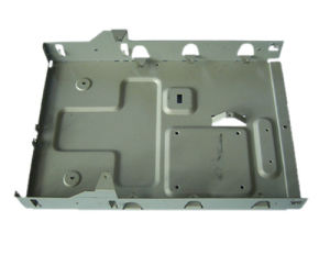 Stamping Part - DVD Chassis, Stamped Part