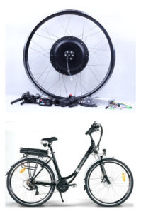 New Product DIY Electric Bike by Conversion Kit (JB-FV1000) pictures & photos
