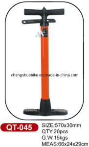 Good Design Bicycle Pump Qt-045 in Hot Selling pictures & photos