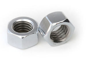 Stainless Steel Hex Head Nuts (DIN934)