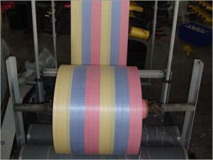 PP Woven Fabric White/Red/Lack/Blue PP Woven Fabric Rolls pictures & photos
