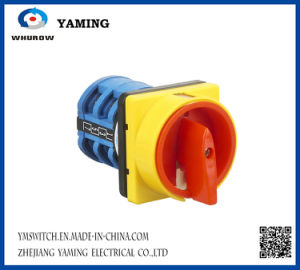 Changeover Switch (LW8GS-20) Transfer The Control Circuit and Electric Meters