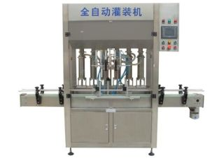 Automatic 6 Nozzles Ointment Filling Machine pictures & photos