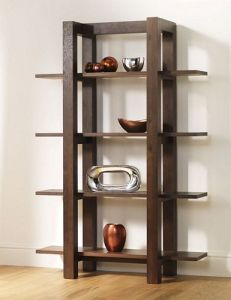 Wooden Furniture-Wooden Shelf (HW-W07) pictures & photos