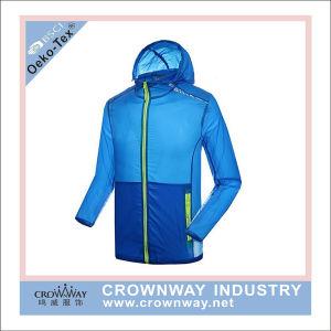 Wholesale Custom Windbreaker Jacket for Men pictures & photos