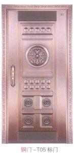 Copper Door (T05)