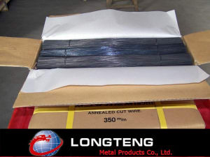 Low Price - 23-15 Guage Black Straight Cut Wire