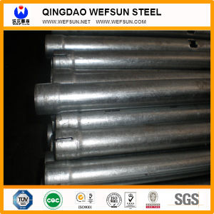Mild Steel Galvanized Steel Pipe for Poultry Feeding System pictures & photos