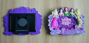 2011 Custom PVC Photo Frame with Magnet (ASNY-JL-PF-040901) pictures & photos