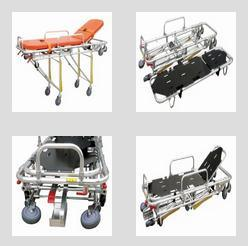 Aas-3A2 Aluminum Alloy Stretcher for Ambulance Car pictures & photos