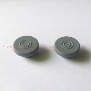 20mm Sterilized Rubber Stopper (Ready to use) /Vial/Flip off Cap pictures & photos
