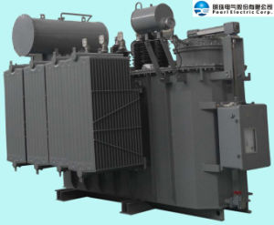 Power Transformer up to 110kv and 220mva (50~220MVA, 11~110kV) pictures & photos
