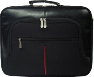 Laptop Computer Business Nylon Notebook Carry Function 15.6′′ Laptop Briefcase pictures & photos