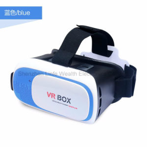2016 Hotest Vr Box 2.0 3D Vr Glasses New Version Virtual Reality 3D Headset pictures & photos