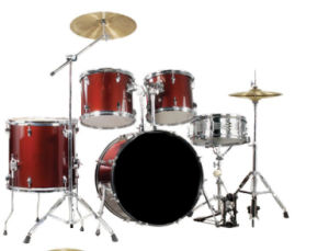 Drum Set (DS225-03) pictures & photos