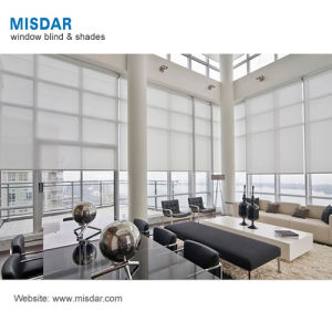 Wireless Remote Motorized Roller Blind pictures & photos