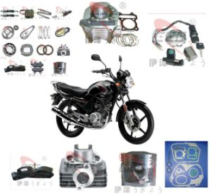 Motorcycle Spare Parts (GN125, DX100, CY80)