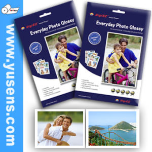 Cast Coated Photo Paper pictures & photos