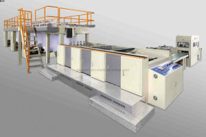 Long Use Life Paper Slitting and Rewinding Machine pictures & photos