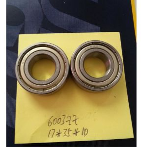 Deep Groove Ball Bearing (6003 ZZ RS OPEN) pictures & photos