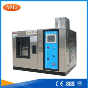 Mini Climatic Chamber for High-Low Temperature Test pictures & photos