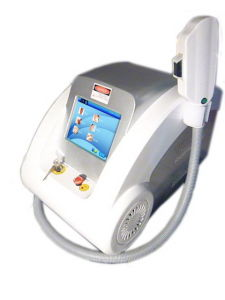 Multifunction Portable Elight (IPL+RF) Beauty Equipment