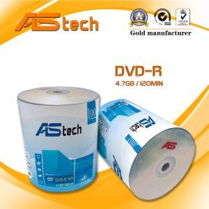 DVD/DVDR/DVD-R Blank Disc16x (Grade A) (AS TECH)