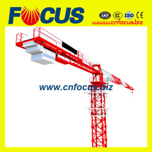 Flat Top Tower Crane, Topless Tower Crane for Sale pictures & photos