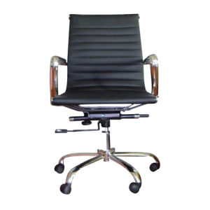 2015 Hot Sale! Black Leather Office Chair (80098) pictures & photos