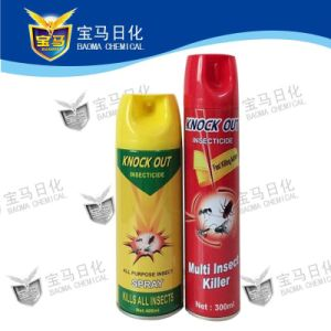 OEM Aerosol Inset Spray pictures & photos