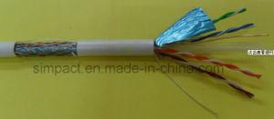 Fluke Test Cat5e UTP Cable Cat5e SFTP FTP UTP LAN Cable Cat5 Patch Cable pictures & photos