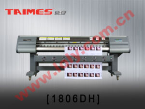 Taimes Eco-Solvent Printer 1806dh( 72 Inches,Spt 255-12pl,True 1440dpi, 6 Color)