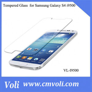 Premium Anti-Scratch for Samsung Galaxy S4 I9500 Tempered Glass Screen Protector pictures & photos