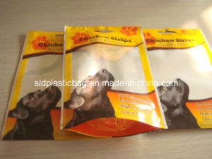 Wholesale Foil Stand up Zipper Bag with Window pictures & photos