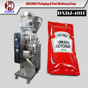 Ketchup Packaging Machine pictures & photos