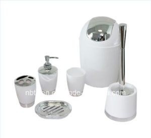 Newest Plastic Bathroom Accessories PP-8028 (S9)