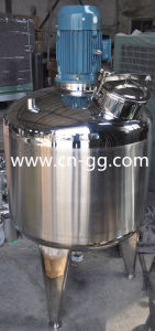 Stainless Steel Cosmetic, Ice Cream, Shampoo Mixing Tank Mixing Vessel. pictures & photos