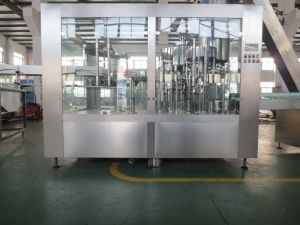 Mineral/Pure Water Washing-Filling-Capping Machine