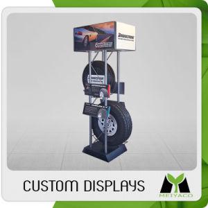 Metal Car Battery Display pictures & photos